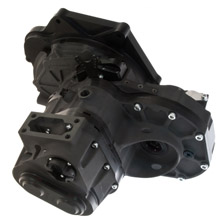 Transverse Mounted Front Rear Engine 6/7 Speed Sequential