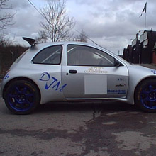 DJM Ford KA Wide Body Kit
