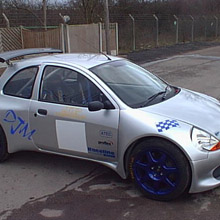 DJM Ford KA Body Kit